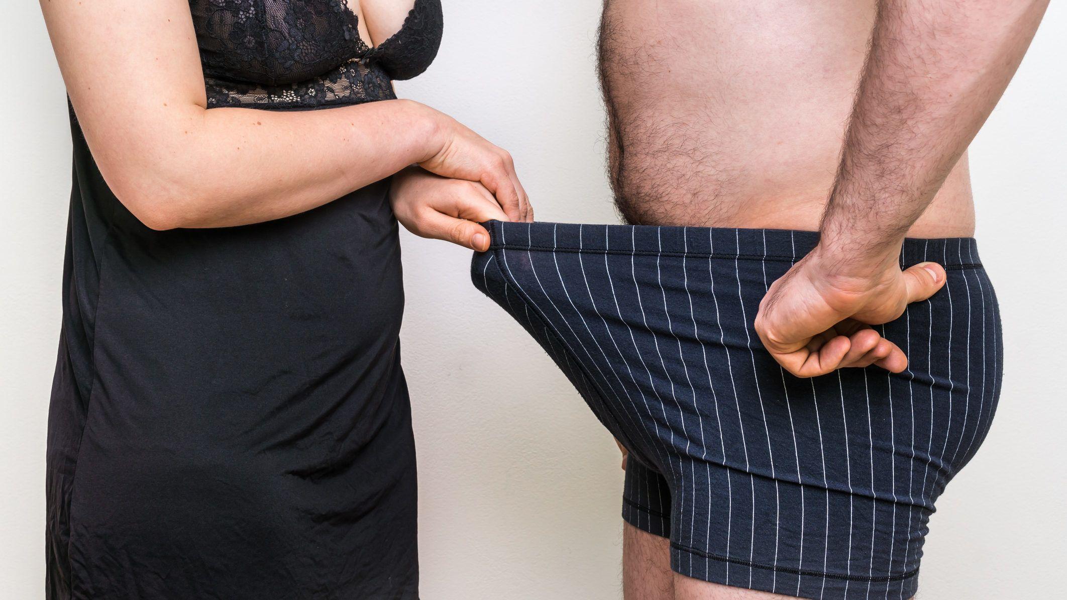 ideális péniszátmérő