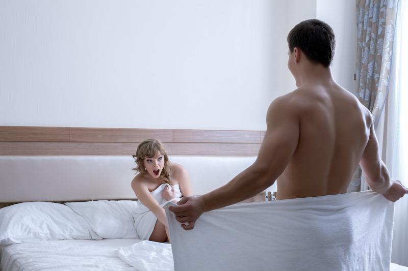 miért nincs merevedés, ha a lány szereti merevedési férfiak okai
