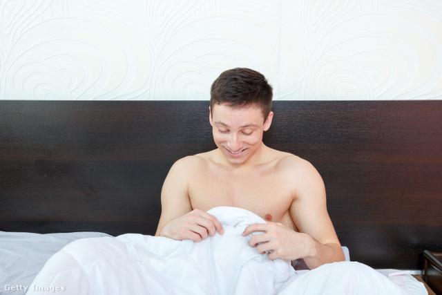 van éjszakai erekció, de nincs reggeli erekció)