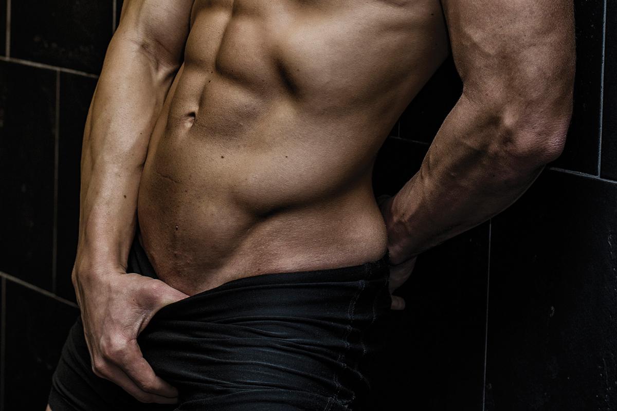 férfi test pénisz olló a pénisz