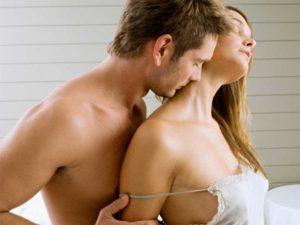 egy nő hatása az erekcióra