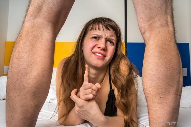 miért fél egy lány a pénisztől)