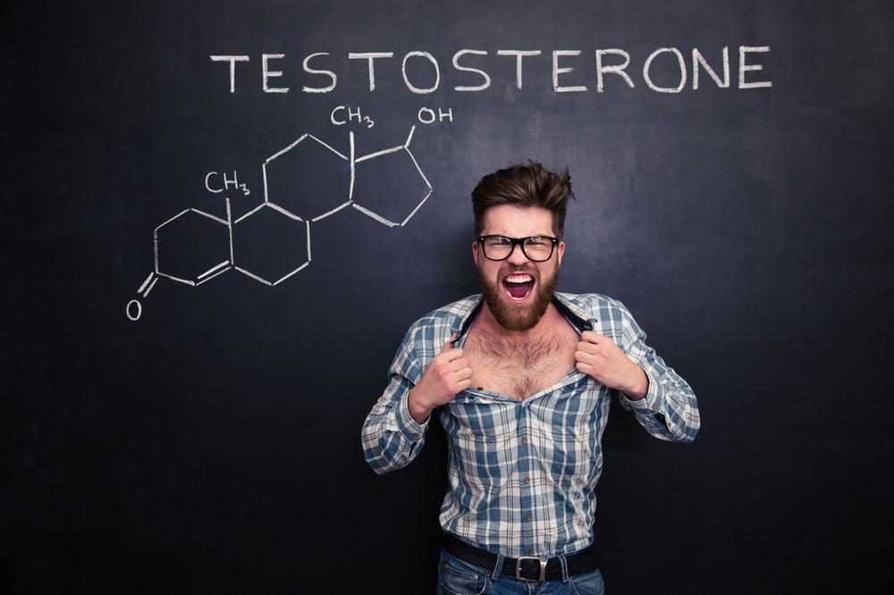 erekció alacsony tesztoszteronszint