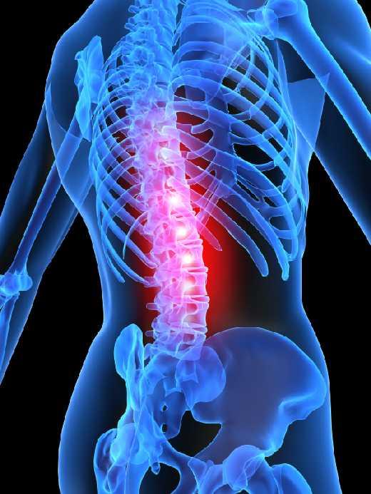 erekció gerinc sérülés