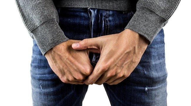 ha a pénisz gyorsan leesik
