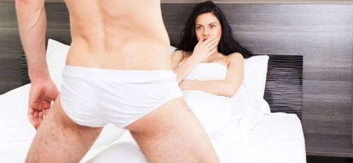 pénisz tapadása hogyan lehet megérteni, hogy merevedése van