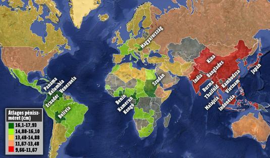 Íme a világ