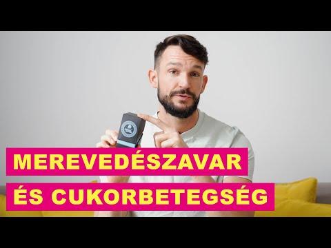 fokozatos erekciós videó