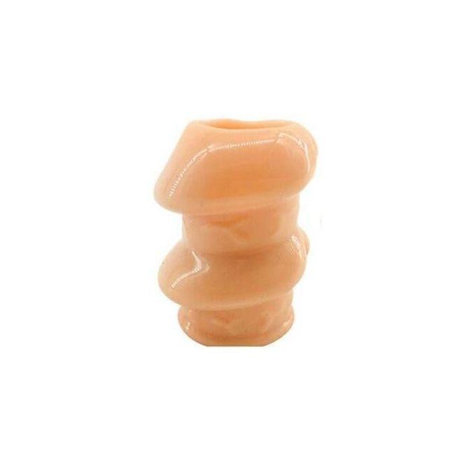 Szeretkezés egy műszer belsejében - a hímvessző bumeráng alakú, a hüvely megnyúlik, a méh