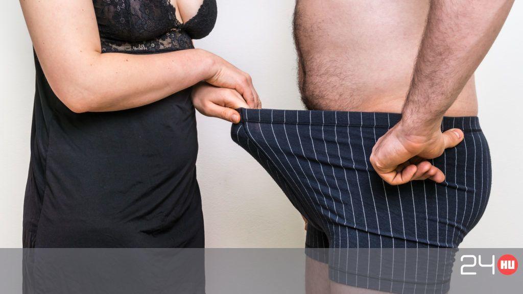 Túl kicsi vagy túl görbe – Mekkora és milyen az ideális pénisz? - Yelon