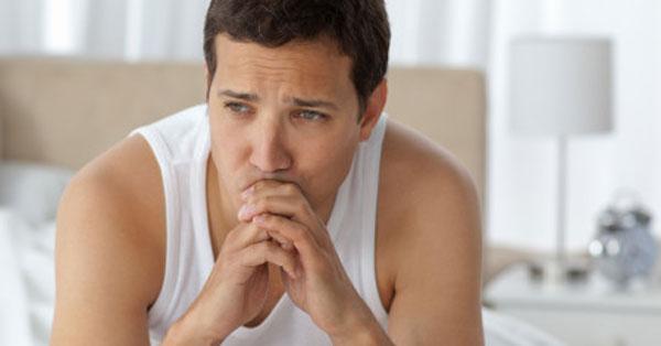 gyenge erekciós fájdalom a perineumban