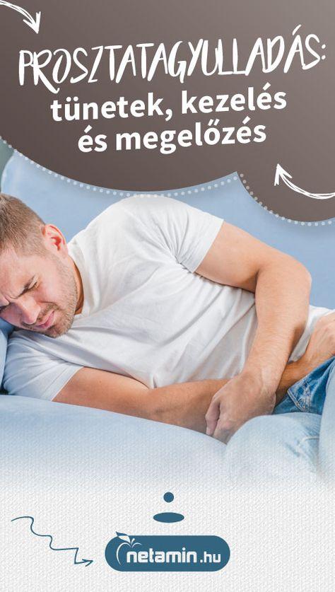 a reggeli erekciós prosztatagyulladás hiánya)