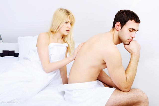 mit kell tenni, ha a pénisz áll