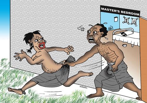 nigériai pénisz)