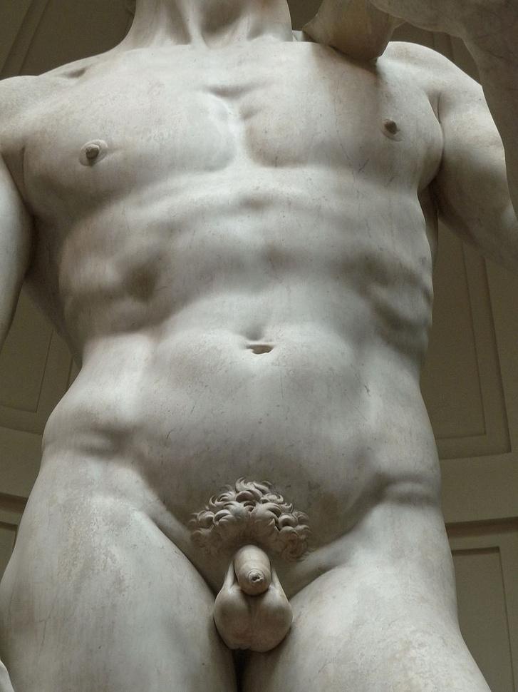 lógó férfi péniszét