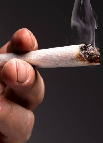 erekció és cigaretta