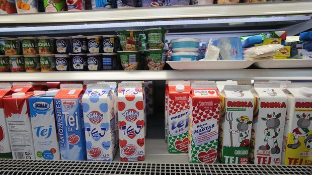 merevedés és tejföl)