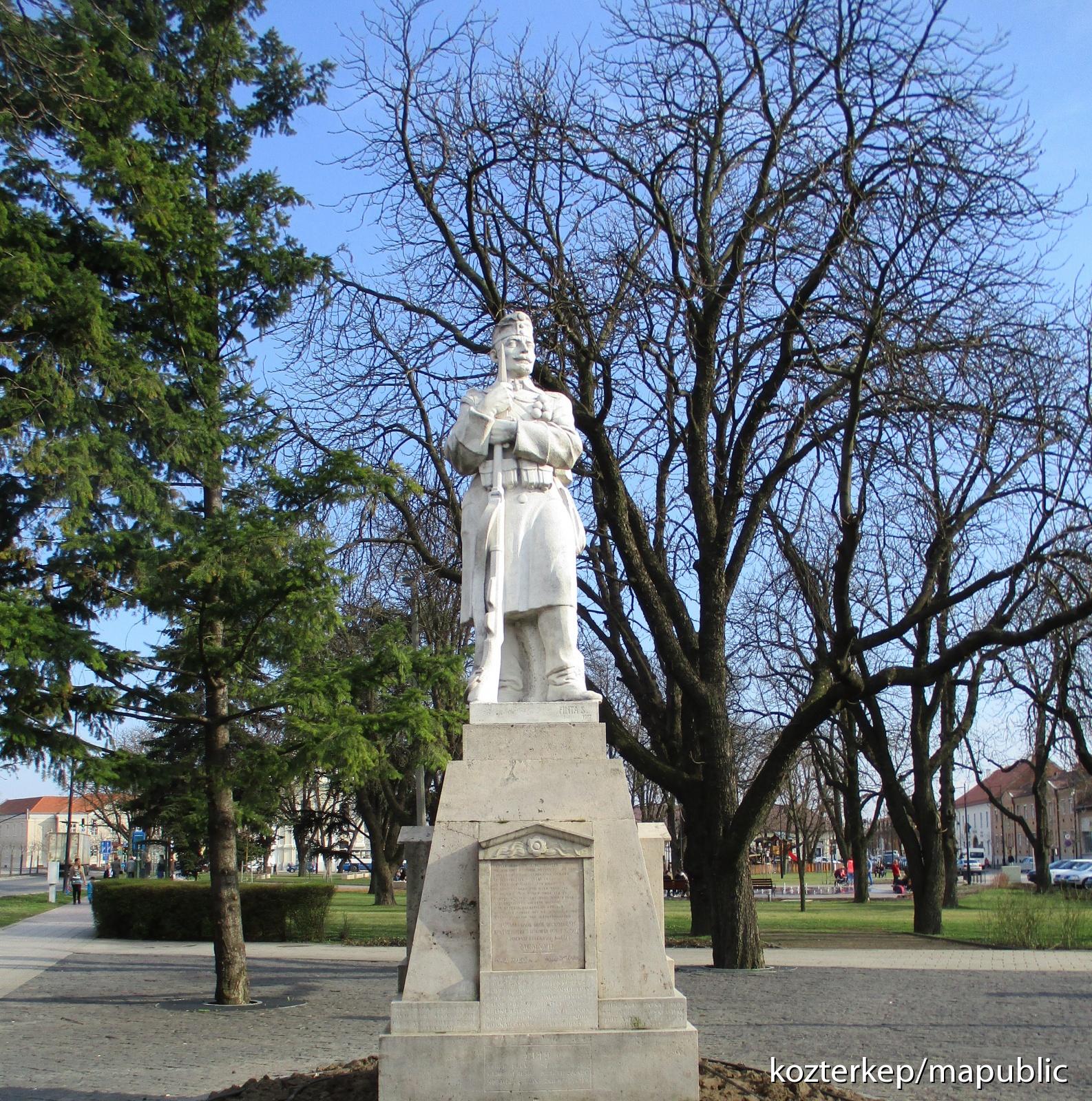 Felcsút is megszabadulna a szovjet emlékműtől
