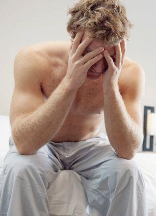 gyenge merevedés az alkohol miatt scleroderma a péniszen