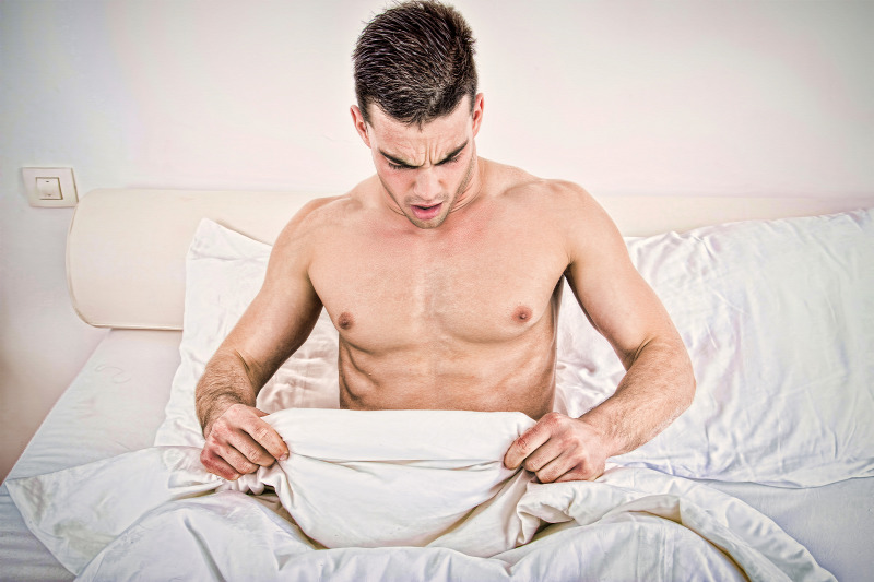 ellenőrizetlen merevedés függ a pénisz a növekedéstől