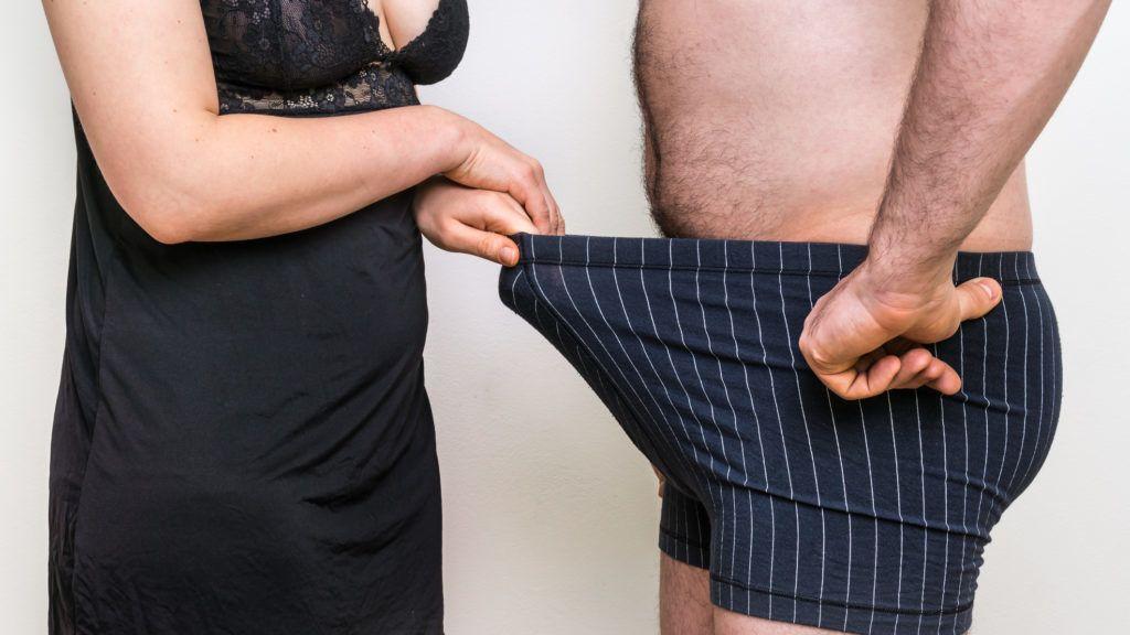 csökkent a péniszérzékenységem és az erekcióm