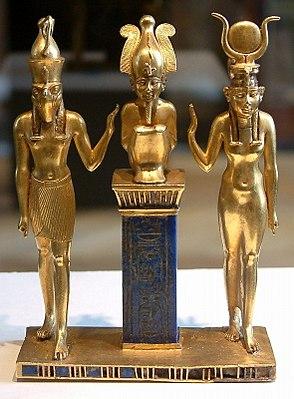 az egyiptomiak péniszét)