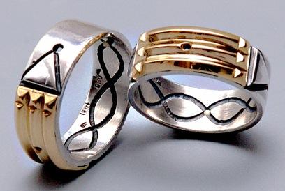 Az ország legnagyobb köves, aranyozott ezüstgyűrűjét készítették el Debrecenben