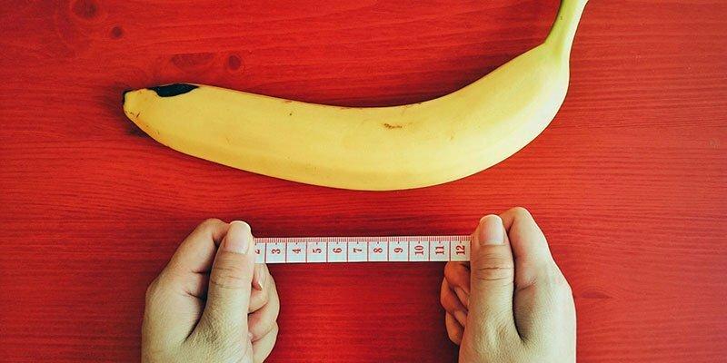 mit kell enni, növeli a péniszet