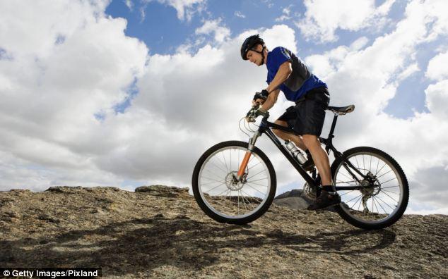 erekció és kerékpár)