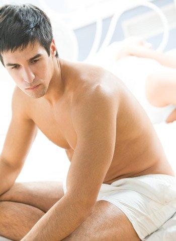 férfiak erekciójának okai