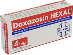 doxazosin erekció)