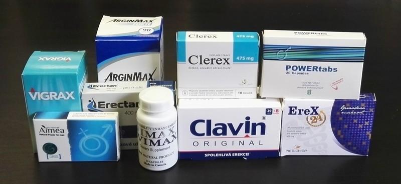 típusú tabletták erekcióhoz