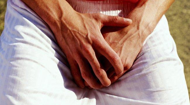 fájdalom az erekció tövében